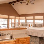 Creekside-Chalets-ColumbiaThreeBedroom_bedroom-kitchen-wet-bar2-min