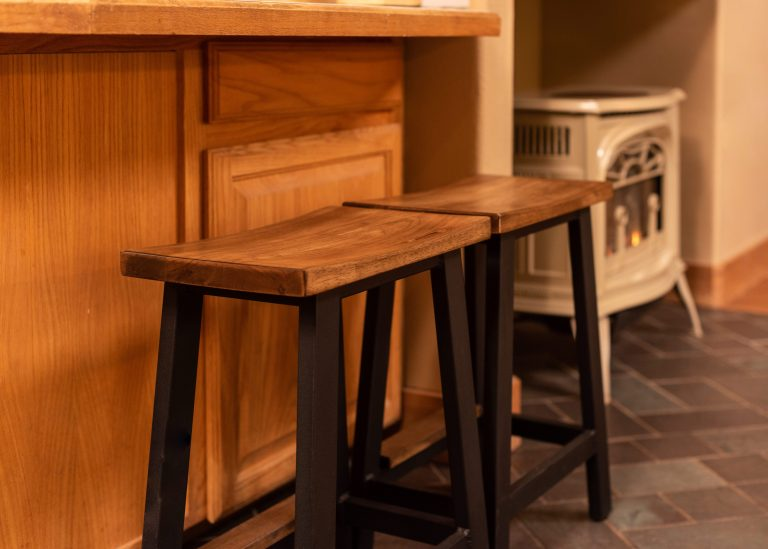 CreeksideChalets-shavano_fireplace-stools2-min