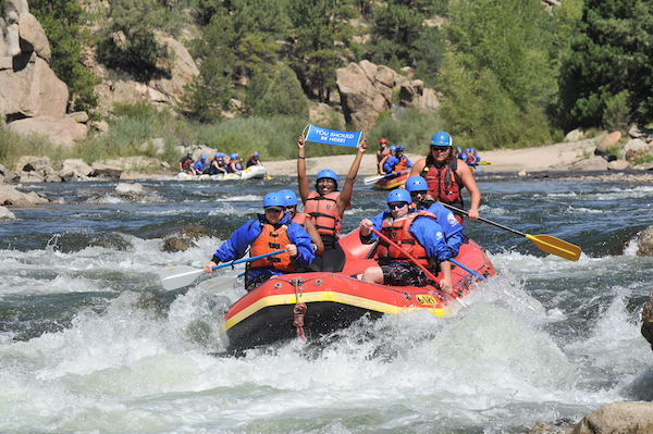 Performance Tours Rafting Discount